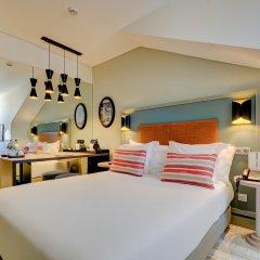 Отель Vincci Baixa Португалия, Лиссабон - отзывы, цены и фото номеров - забронировать отель Vincci Baixa онлайн комната для гостей фото 4