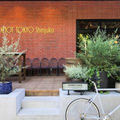 Отель THE KNOT TOKYO Shinjuku фото 4