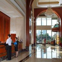 Отель Grand Skylight Garden Hotel Shenzhen Tianmian City Building Китай, Шэньчжэнь - отзывы, цены и фото номеров - забронировать отель Grand Skylight Garden Hotel Shenzhen Tianmian City Building онлайн интерьер отеля фото 2