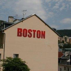 Отель Boston Чехия, Карловы Вары - 1 отзыв об отеле, цены и фото номеров - забронировать отель Boston онлайн балкон