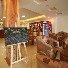 Отель Lien Huong Далат интерьер отеля фото 2