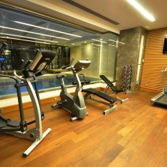 Levni Hotel & Spa фитнесс-зал фото 2