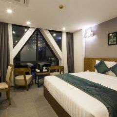 Venue Hotel Нячанг комната для гостей фото 5