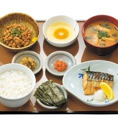 Отель Daiwa Roynet Hotel Hakata-Gion Япония, Хаката - отзывы, цены и фото номеров - забронировать отель Daiwa Roynet Hotel Hakata-Gion онлайн питание фото 3