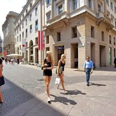 Отель Duomo Apartments Milano By Nomad Италия, Милан - отзывы, цены и фото номеров - забронировать отель Duomo Apartments Milano By Nomad онлайн городской автобус