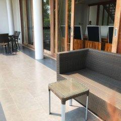Отель Pranaluxe Pool Villa Holiday Home балкон