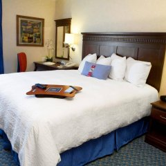 Отель Hampton Inn & Suites Mexico City - Centro Historico Мехико комната для гостей