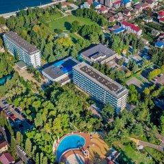 Гостиница Санаторно-курортный комплекс Знание бассейн фото 2