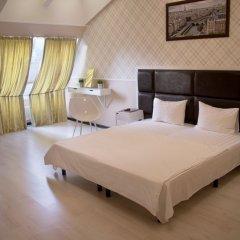 Отель Британика Краснодар комната для гостей фото 4