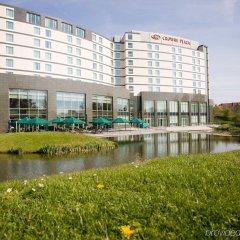 Отель Crowne Plaza Brussels Airport фото 3
