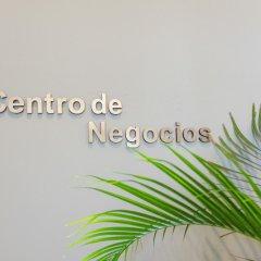 Отель Best Western Aeropuerto Мексика, Эль-Бедито - отзывы, цены и фото номеров - забронировать отель Best Western Aeropuerto онлайн приотельная территория фото 2