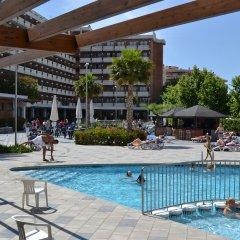 Отель California Garden детские мероприятия