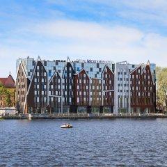 Отель Mercure Kaliningrad Калининград приотельная территория