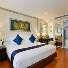 Отель Centre Point Silom Бангкок комната для гостей фото 2