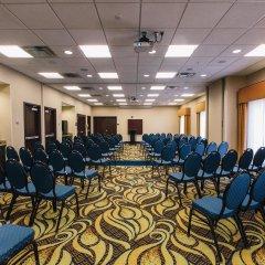 Отель Hampton Inn & Suites Effingham США, Эффингем - отзывы, цены и фото номеров - забронировать отель Hampton Inn & Suites Effingham онлайн помещение для мероприятий фото 2