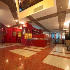 Отель City Pleven Болгария, Плевен - отзывы, цены и фото номеров - забронировать отель City Pleven онлайн интерьер отеля фото 2