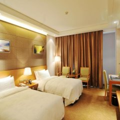 Suzhou Days Hotel комната для гостей фото 5