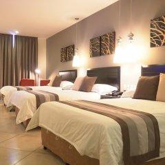 Отель Las Cascadas Гондурас, Сан-Педро-Сула - отзывы, цены и фото номеров - забронировать отель Las Cascadas онлайн комната для гостей фото 5