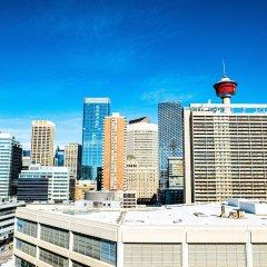 Отель Arts Канада, Калгари - отзывы, цены и фото номеров - забронировать отель Arts онлайн балкон