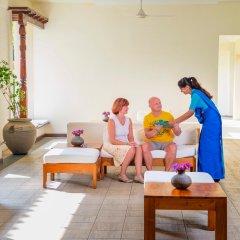 Отель Mermaid Hotel & Club Шри-Ланка, Ваддува - отзывы, цены и фото номеров - забронировать отель Mermaid Hotel & Club онлайн спа