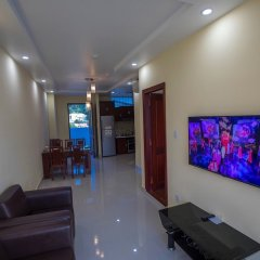 Отель Cozzy Seaview Apartment Вьетнам, Вунгтау - отзывы, цены и фото номеров - забронировать отель Cozzy Seaview Apartment онлайн развлечения