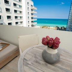 Nobu Hotel Miami Beach балкон