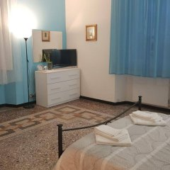 Отель Royal Suite Генуя комната для гостей
