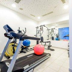 Отель Villa Imperial Кипр, Протарас - отзывы, цены и фото номеров - забронировать отель Villa Imperial онлайн фитнесс-зал