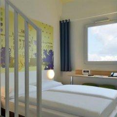 Отель B&B Hotel Braunschweig-Nord Германия, Брауншвейг - отзывы, цены и фото номеров - забронировать отель B&B Hotel Braunschweig-Nord онлайн комната для гостей фото 4