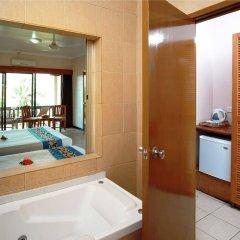 Отель Anchorage Beach Resort Фиджи, Вити-Леву - отзывы, цены и фото номеров - забронировать отель Anchorage Beach Resort онлайн ванная фото 2