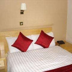 The Castlefield Hotel сейф в номере