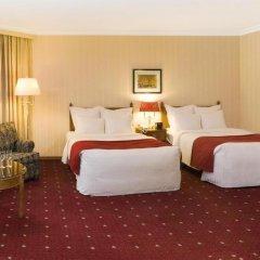 Гостиница Марриотт Москва Ройал Аврора 5* Номер Делюкс с разными типами кроватей фото 3