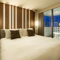 Отель The OneFive Villa Fukuoka Фукуока комната для гостей