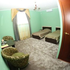Гостиница Индиго комната для гостей фото 2