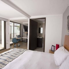 Отель HOMFOR Мехико комната для гостей