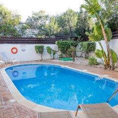 Отель Konnos Beach Villa No 5 бассейн фото 3