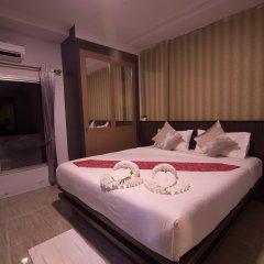Отель Lanta Nice Beach House Ланта комната для гостей фото 4