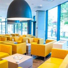 Q Hotel Plus Wroclaw гостиничный бар