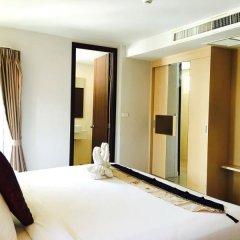 Отель Andatel Grandé Patong Phuket 4* Номер категории Премиум с различными типами кроватей фото 9