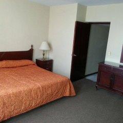 Отель Suites Bernini Гвадалахара комната для гостей фото 4