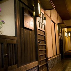 Отель Okyakuya Япония, Минамиогуни - отзывы, цены и фото номеров - забронировать отель Okyakuya онлайн интерьер отеля