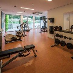 Отель Wyndham Garden Dresden фитнесс-зал