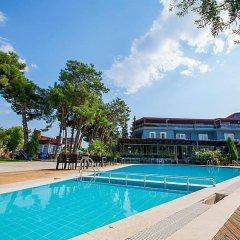 White Heaven Hotel Турция, Памуккале - 1 отзыв об отеле, цены и фото номеров - забронировать отель White Heaven Hotel онлайн бассейн