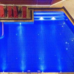 Отель Paripas Patong Resort бассейн