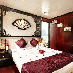 Отель Halong Bay Aloha Cruises комната для гостей фото 2