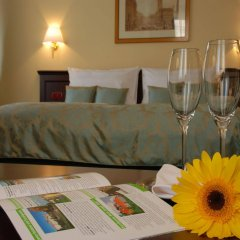 Ea Hotel Downtown Прага в номере