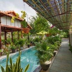 Отель Maison Vui Boutique Villa балкон