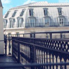 Отель Timhotel Le Louvre Франция, Париж - 12 отзывов об отеле, цены и фото номеров - забронировать отель Timhotel Le Louvre онлайн балкон