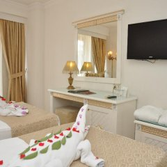 Bilem High Class Hotel Турция, Анталья - 2 отзыва об отеле, цены и фото номеров - забронировать отель Bilem High Class Hotel онлайн удобства в номере фото 2