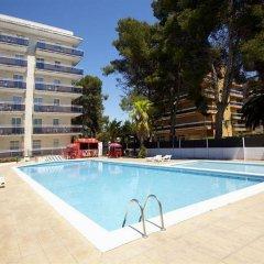 Отель Apartamentos Priorat бассейн фото 2